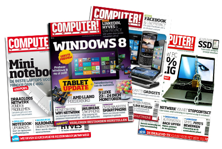 """MyFolders Rated """"Top Freeware"""" by Computer! Totaal ... Computer Totaal"""