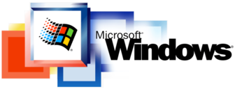 Old versions of Windows support interactive services