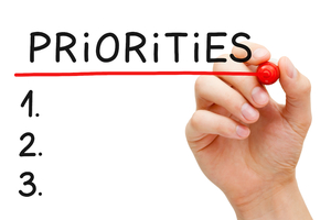 Be true to your business priorities