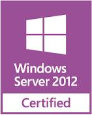 Windows Server 2012 Certified (32 & 64-bit)
