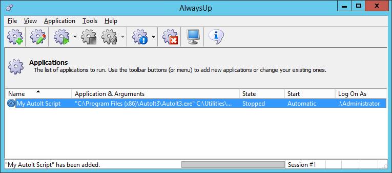 How to Run an AutoIt Script as a Windows Service (8/2012/7