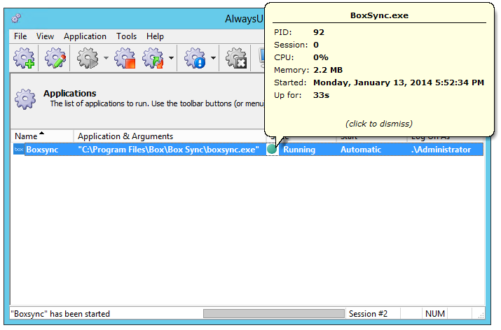 box drive for windows 8.1