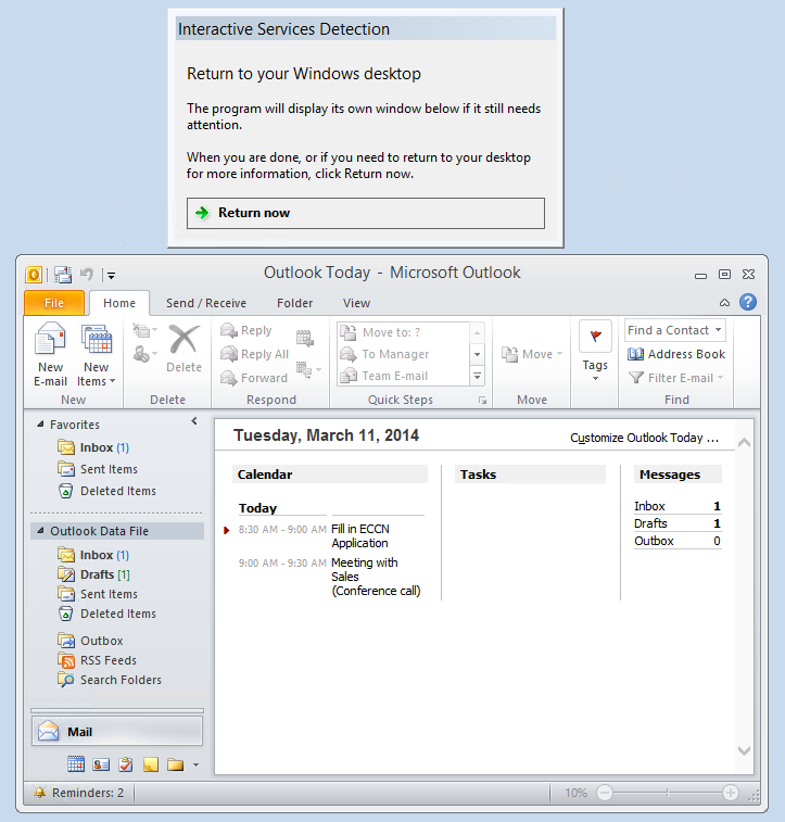 how to set up outlook windows 0