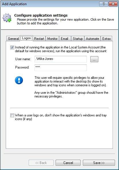How to run any VBScript (* VBS) as a Windows 8/20127/2008/Vista/2003