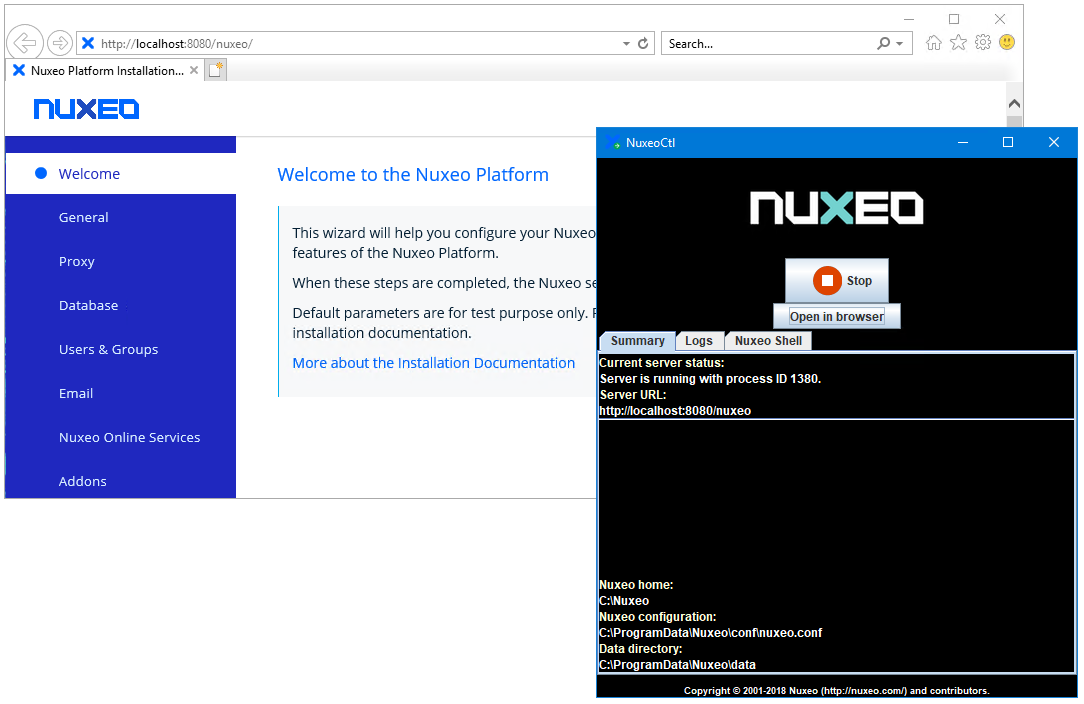 How to Install Nuxeo as a Windows Service | AlwaysUp