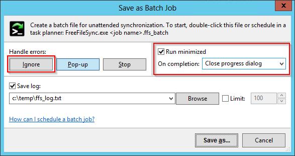 How to Run RealtimeSync as a Windows Service | AlwaysUp