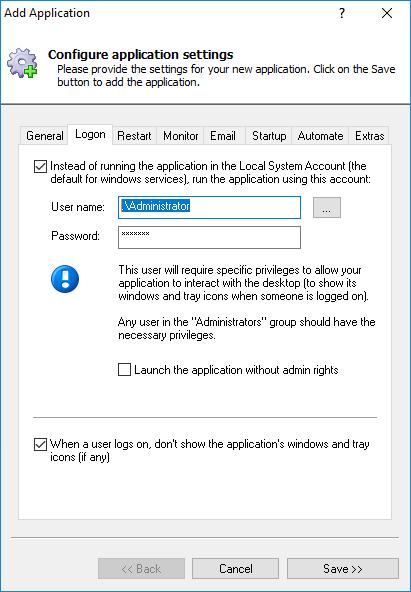 How to Install Kibana 24/7 as a Windows Service (2016/10/2012/8/2008