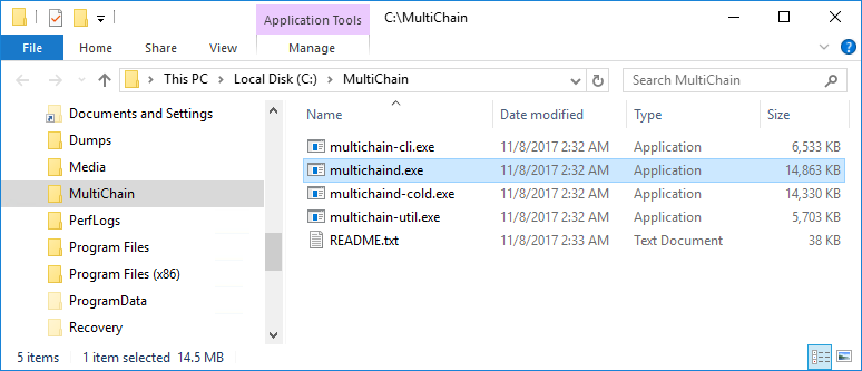 How to run MultiChain as a Windows Service | No login required