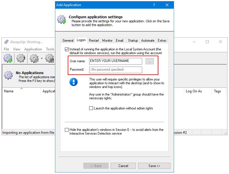 How to Run Plex Media Server as a Windows Service (2019/10/2016/8