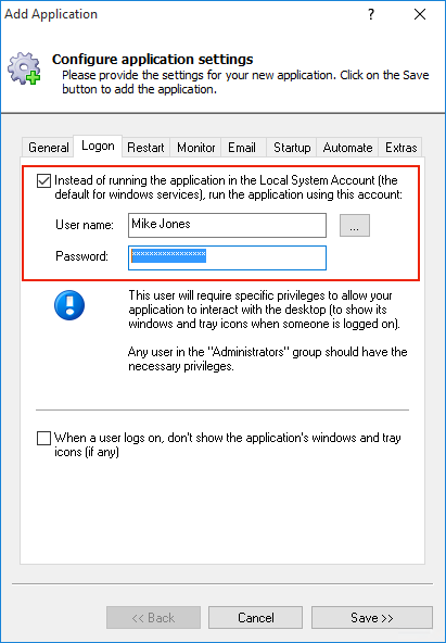How to start SimpleHTTPServer as a Windows Service (10/8