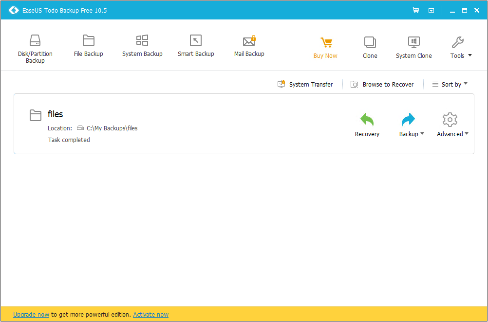 easeus backup software download