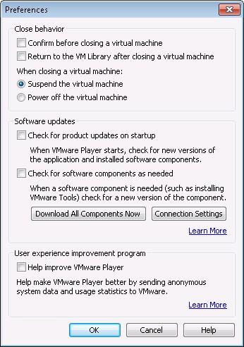 How to Run VMware Player as a Windows Service (8/2012/7/2008