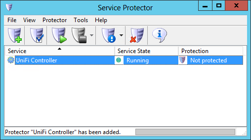 Automatically Restart UniFi Controller Windows Service